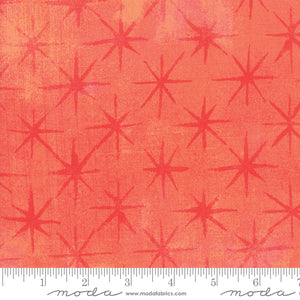 Papaya Punch Seeing Stars Moda quilt fabric