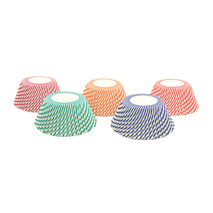 Candy Cane Bake Cup Set 4890