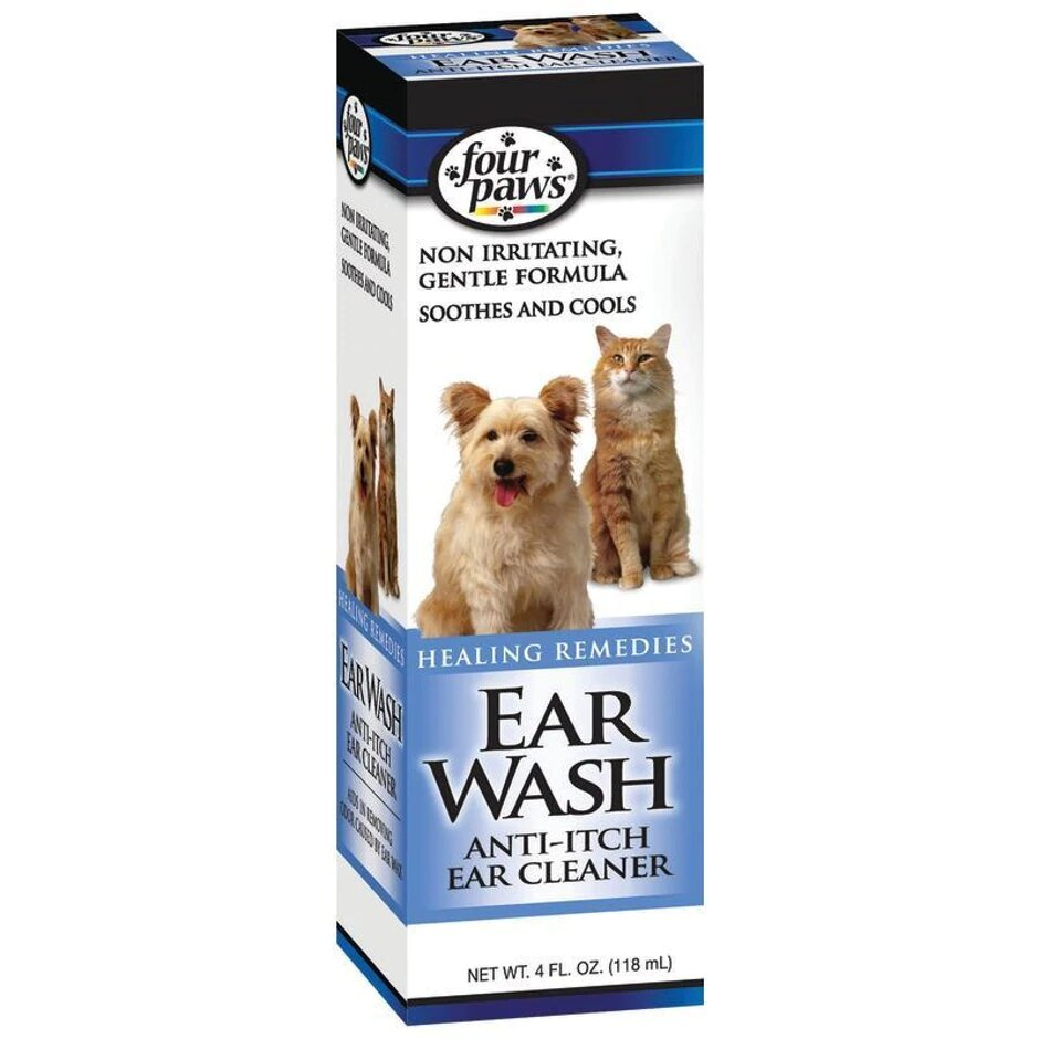 Ear Wash and Anti-Itch Ear Cleaner 01734