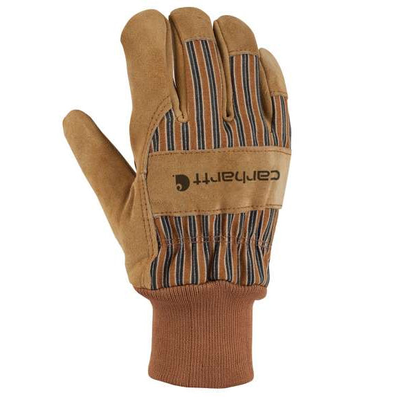 Carhartt Men's Suede Knit Cuff Work Glove A551