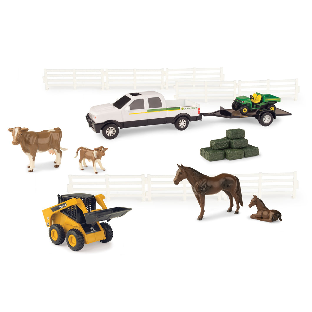 John Deere Utility Vehicle Set