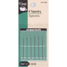 24/26 tapestry needles