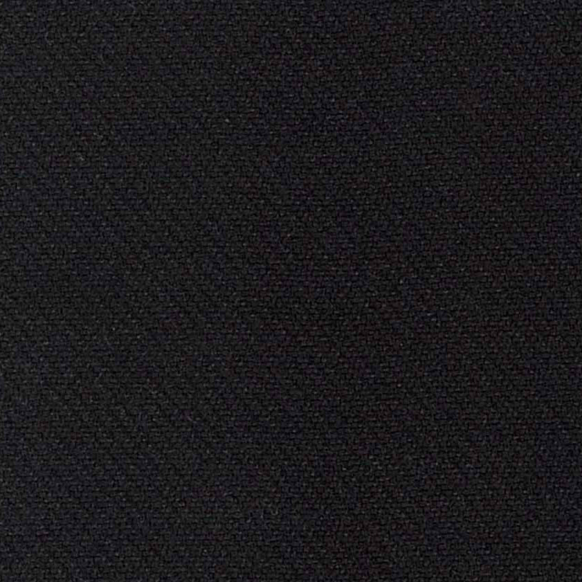 Extra strong black twill fabric