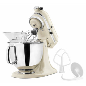 Almond KitchenAid mixer
