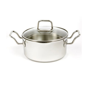 Krona Stainless Steel Cooking Pot