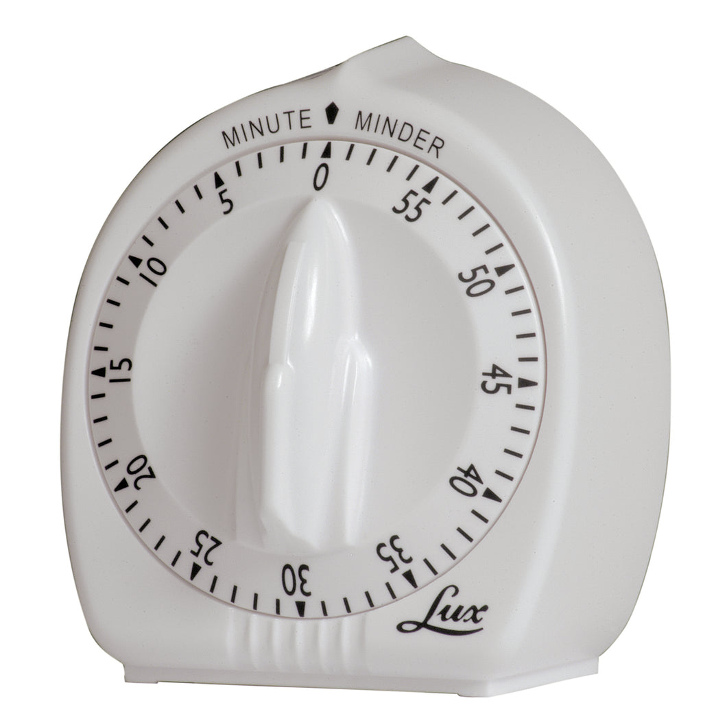 Lux minute minder kitchen timer.