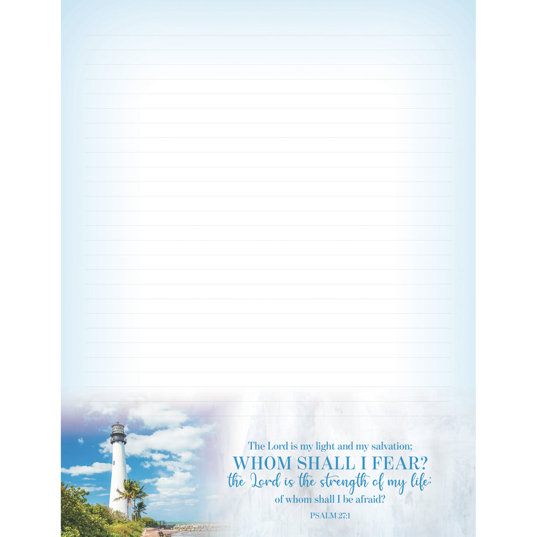 Lighthouse Writing Paper 63096