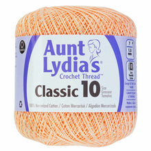 Light Peach crochet thread