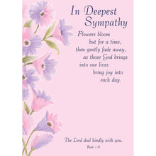 Boxed Cards Sympathy Message 658-00490-000