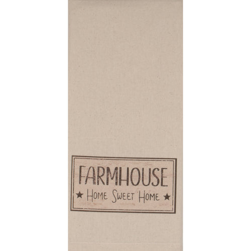 Farmhouse kitchen towel