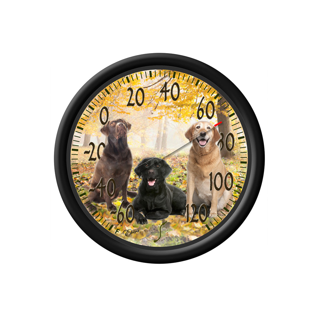 13.25 Inch Labrador Dial Thermometer 6703
