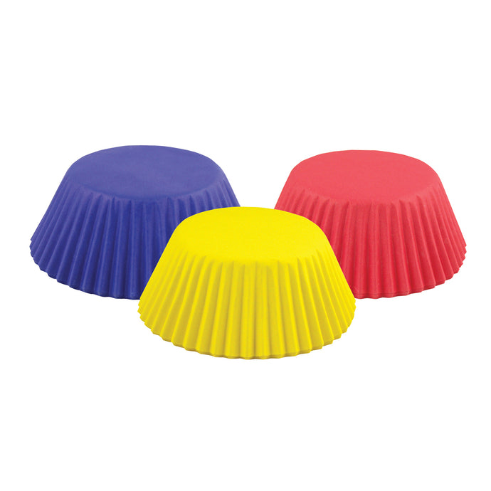Red, Blue, & Yellow Baking Cup Set 6903