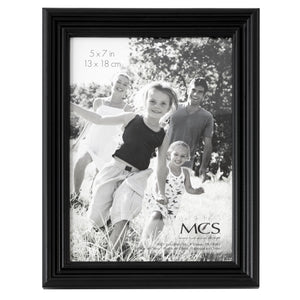 MCS black photo frame.