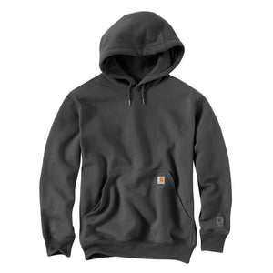 Carbon Heather Gray Carhartt Men's Hoodie.