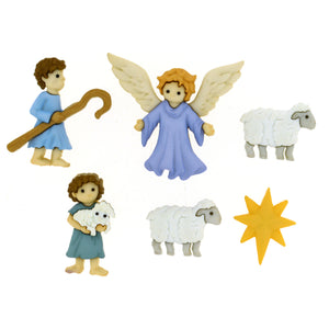 Dress It Up Buttons The Good Shepherd 8816