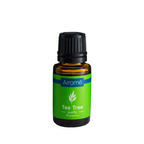 Airom� Essential oil, 15ml bottle of 100% pure tree tea oil.