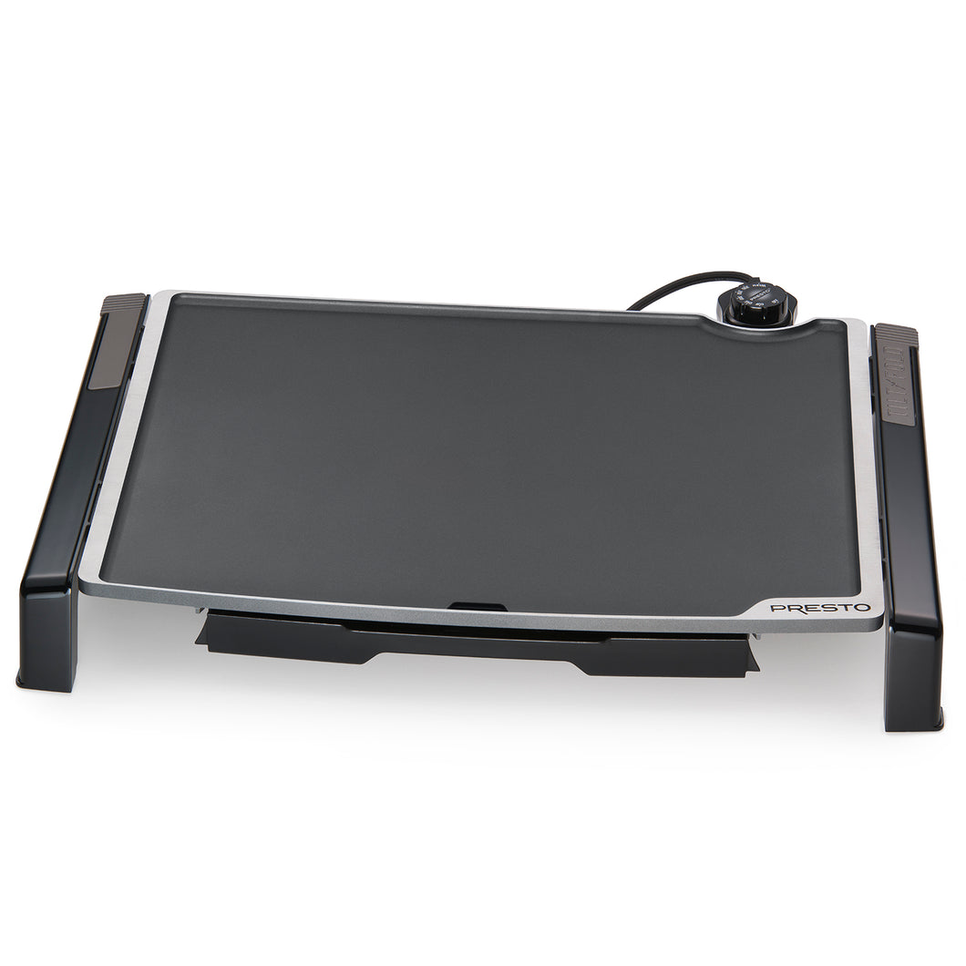 Presto 19-inch Electric Tilt-N-Fold Griddle 07073