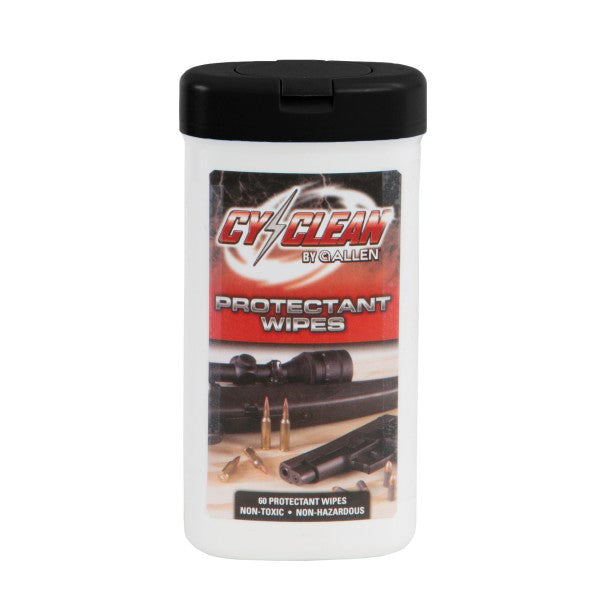 CyClean Protectant Lubricating Wipes 70776