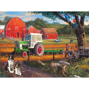 The Farm 300 PC Puzzle 70957