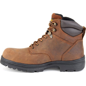 Carolina Waterproof work boot, side.