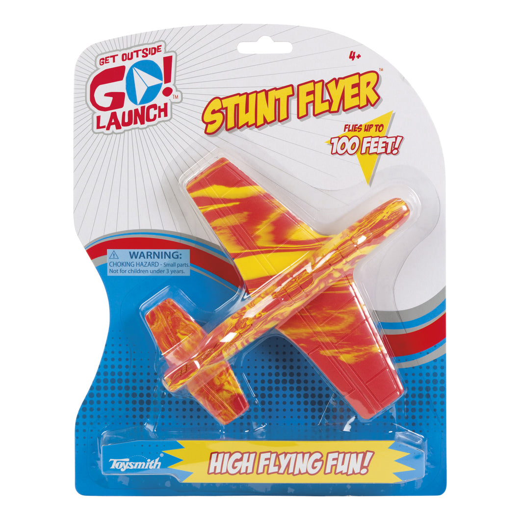 stunt flyer glider in package