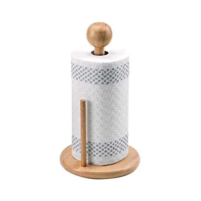 Countertop Bamboo Paper Towel Holder 7491