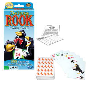 Hasbro Winning Moves Games Deluxe Rook Game 1030
