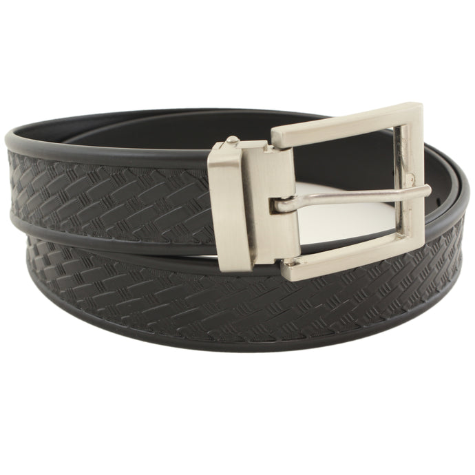 Yonie's Harness Shop Mens Cut to Fit Belt Coiled