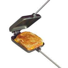 Rome Square Pie Iron with Sandwich