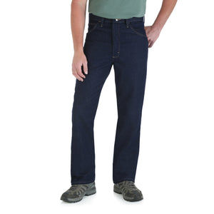 Wrangler Men's Rugged Wear Stretch Regular Fit Jeans 39055PS