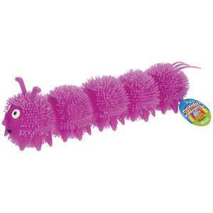 colorful squishy caterpillar