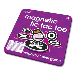 tic tac toe compact game tin