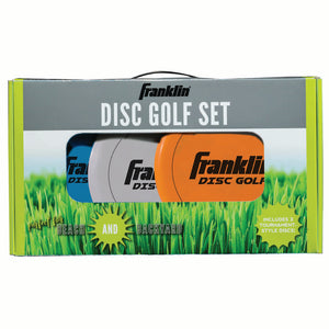 Franklin Disc Golf Pro Set Box