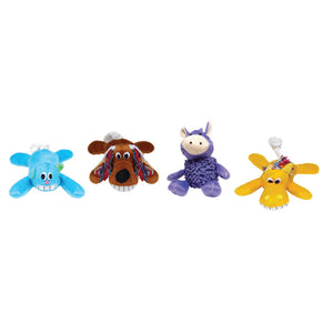 Assorted Plush Dog Toys 08850