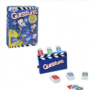 Hasbro Guesstures Game B0638