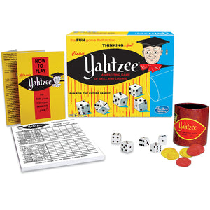 Winning Moves Games Classic Yahtzee 1167