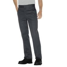 Dickies Charcoal Work pant, front.