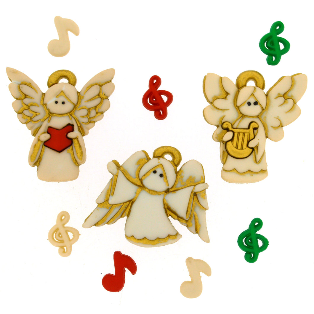 Choir of Angels buttons