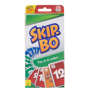 Skip-Bo Card Games