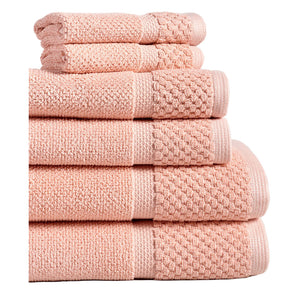 Coral Diplomat Hotel Towels and Washcloths