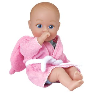 Doll sucking thumb