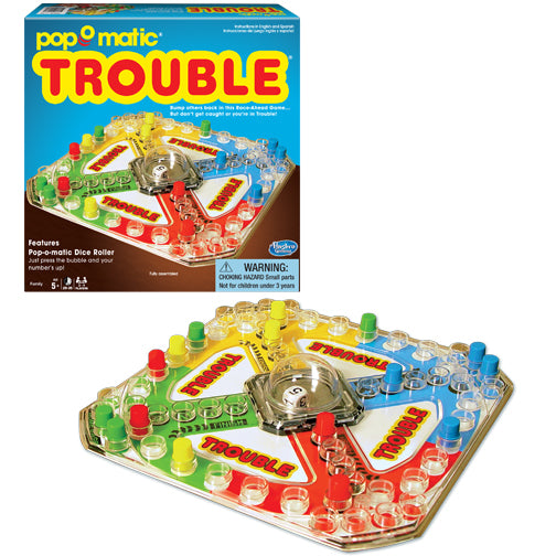 Winning Moves Games Classic Trouble 1176