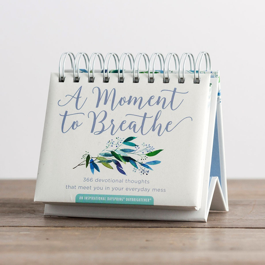 A Moment to Breathe Perpetual Calendar Day Brightener 90857