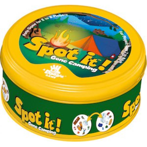 Spot It Game Camping Theme ASMSP531