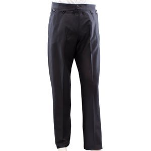 Black Broadfall pants.