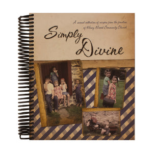 Simply Divine Cookbook