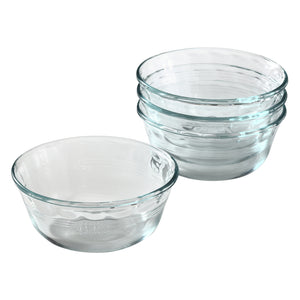 Pyrex Custard Cups 10oz 6001143