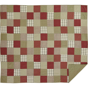 Prairie Winds patchwork quilt.