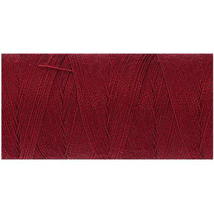 Winterberry dark red thread.