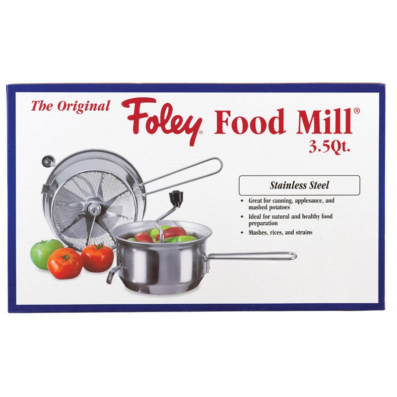 Foley Food Mill 3.5 quart